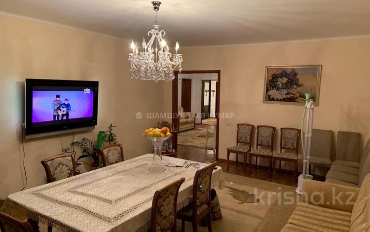 3-комнатная квартира, 140 м², 15/20 этаж, Кенесары 65 — Валиханова за 33 млн 〒 в Нур-Султане (Астана), р-н Байконур
