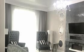 3-комнатная квартира, 130 м² помесячно, Жолдасбекова 9а за 500 000 〒 в Алматы