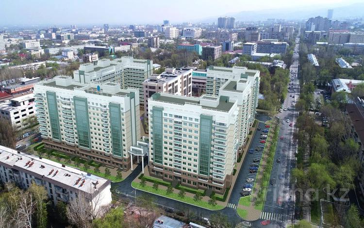 4-комнатная квартира, 107.8 м², Досмухамедова 97 за ~ 43.1 млн 〒 в Алматы, Алмалинский р-н