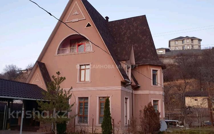 6-комнатный дом, 300 м², мкр Нурлытау (Энергетик) 90 за 135 млн 〒 в Алматы, Бостандыкский р-н