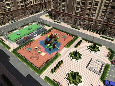 3-комнатная квартира, 95.1 м², 6/7 этаж, 19-й мкр за ~ 11.4 млн 〒 в Мангистауской обл. — фото 4