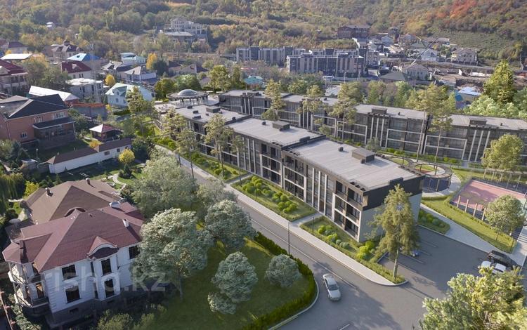 3-комнатная квартира, 103.94 м², Медеуский район уч.83/25 за ~ 64.4 млн 〒 в Алматы, Медеуский р-н