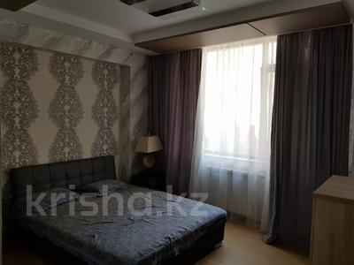 4-комнатная квартира, 128 м², 6 этаж помесячно, Байтурсынова 1 за 350 000 〒 в Нур-Султане (Астана), Алматы р-н