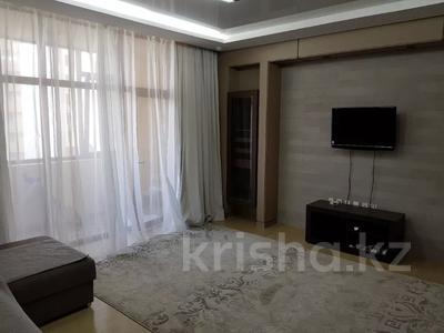 4-комнатная квартира, 128 м², 6 этаж помесячно, Байтурсынова 1 за 350 000 〒 в Нур-Султане (Астана), Алматы р-н — фото 4