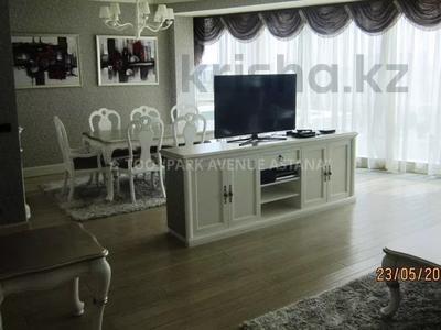 4-комнатная квартира, 159 м², 4/25 этаж помесячно, проспект Туран 37/9 за 800 000 〒 в Нур-Султане (Астана) — фото 2