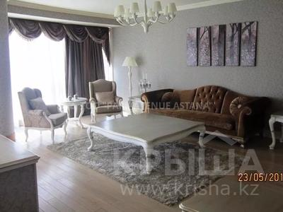 4-комнатная квартира, 159 м², 4/25 этаж помесячно, проспект Туран 37/9 за 800 000 〒 в Нур-Султане (Астана) — фото 3