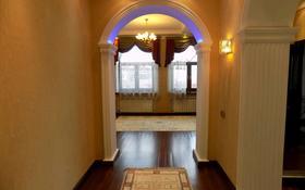 7-комнатный дом помесячно, 600 м², 30 сот., мкр Хан Тенгри — Дулати за 1.5 млн 〒 в Алматы, Бостандыкский р-н