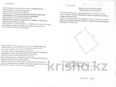 Промбаза 0.76 га, Самарское шоссе 62 за 22.5 млн 〒 в Усть-Каменогорске