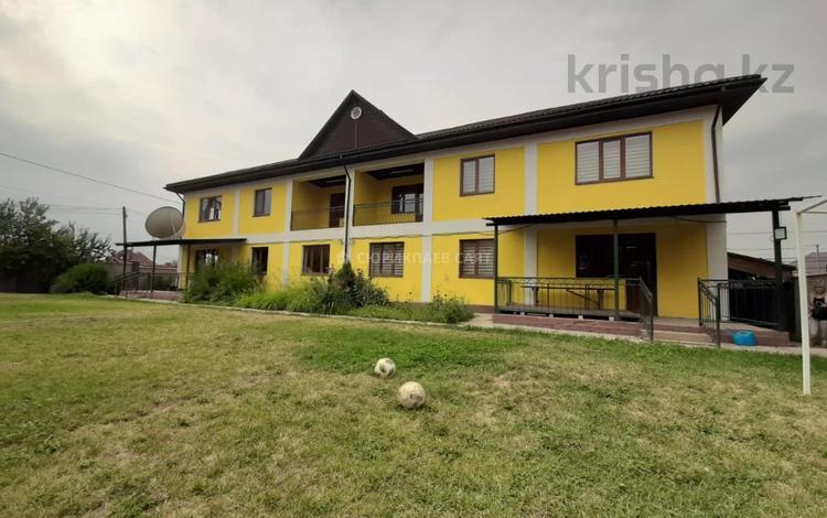 14-комнатный дом, 586 м², 13 сот., мкр Курамыс 163 за 119 млн 〒 в Алматы, Наурызбайский р-н