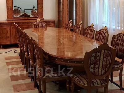 5-комнатный дом помесячно, 500 м², 25 сот., Оспанова 83 за 1 млн 〒 в Алматы, Медеуский р-н — фото 5