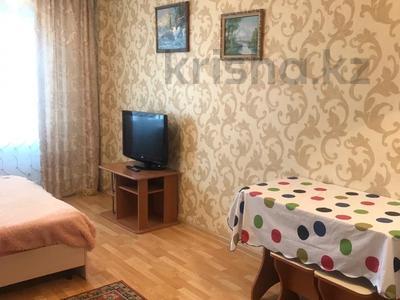 1-комнатная квартира, 35 м² по часам, Торайгырова 3/1 — Сейфуллина за 1 000 〒 в Нур-Султане (Астане), р-н Байконур