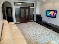 3-комнатная квартира, 110 м², 5/22 этаж помесячно, Бухар жырау — Бухар Жырау за 350 000 〒 в Алматы, Бостандыкский р-н