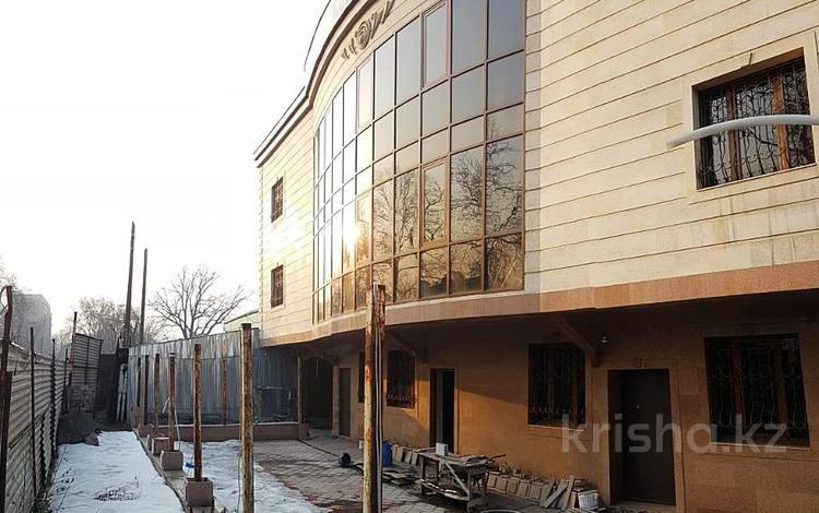 Офис площадью 438.7 м², Жангельдина — Мухамеджанова за 3.7 млн 〒 в Алматы, Медеуский р-н