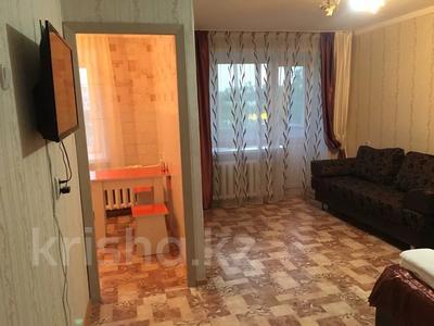 1-комнатная квартира, 33 м², 4/5 этаж посуточно, Шакерима 35 за 7 000 〒 в Семее