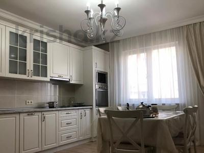 3-комнатная квартира, 140 м², 11/14 этаж, Масанчи — Абая за 62 млн 〒 в Алматы, Бостандыкский р-н
