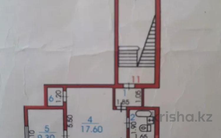 2-комнатная квартира, 38.8 м², 1/2 этаж, Кожакаева — Промпект Мира за 8 млн 〒 в Балыкшы