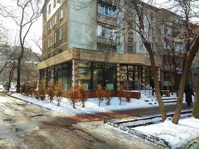 Магазин площадью 123 м², Макатаева 88 — Панфилова за 85 млн 〒 в Алматы, Алмалинский р-н