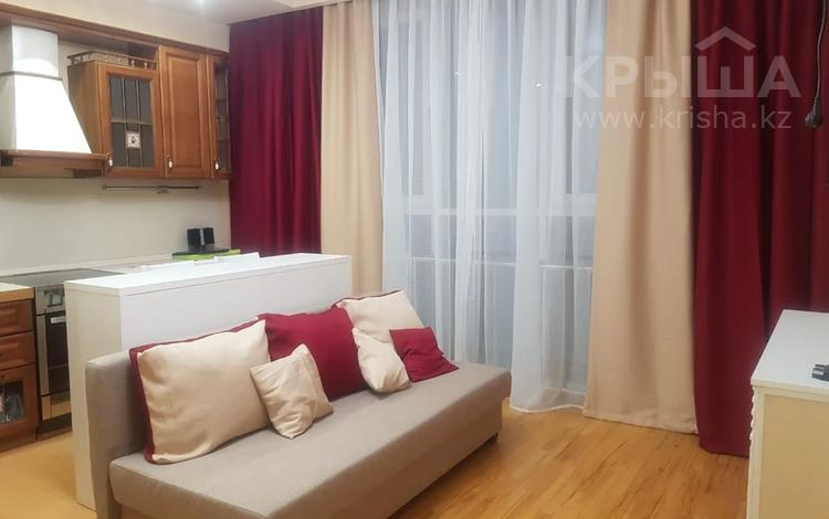 3-комнатная квартира, 110 м², 17/21 этаж помесячно, мкр Самал-1 160 за 370 000 〒 в Алматы, Медеуский р-н