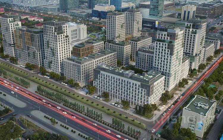 2-комнатная квартира, 65.13 м², 2/21 этаж, Сарайшык 2 за ~ 29 млн 〒 в Нур-Султане (Астана), Есиль р-н