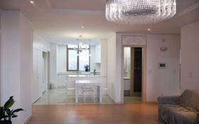 4-комнатная квартира, 120 м², 10/22 этаж, Кабанбай батыра 43 за 77 млн 〒 в Нур-Султане (Астане), Есильский р-н