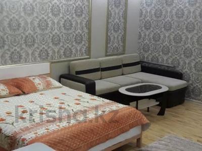 1-комнатная квартира, 40 м², 1/5 этаж посуточно, проспект Бауыржан Момышулы 7 — Аль Фараби за 9 000 〒 в Шымкенте, Аль-Фарабийский р-н — фото 6