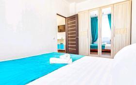 1-комнатная квартира, 60 м², 12/14 этаж посуточно, Хусаинова 225 — Дунаевского за 12 000 〒 в Алматы