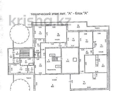 Помещение площадью 350 м², мкр Самал-3, Самал-2 97 — проспект Достык Аль-Фараби за 30 млн 〒 в Алматы, Медеуский р-н