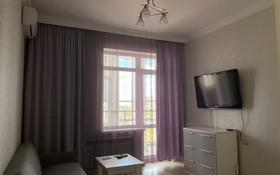 1-комнатная квартира, 45 м², 6/16 этаж посуточно, Орынбор 39/1 — Акниет за 12 000 〒 в Нур-Султане (Астана), Есиль р-н