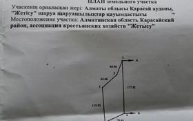 Участок 0.93 сотки, Мерей (Селекция) за 5 млн 〒