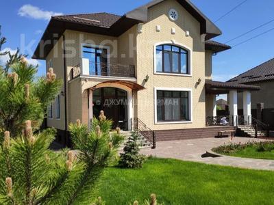 8-комнатный дом, 365 м², 11 сот., мкр Алатау, Жулдыз за 135 млн 〒 в Алматы, Бостандыкский р-н