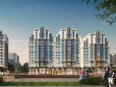 2-комнатная квартира, 72.22 м², Туркестан за ~ 34 млн 〒 в Нур-Султане (Астана), Есиль р-н — фото 2