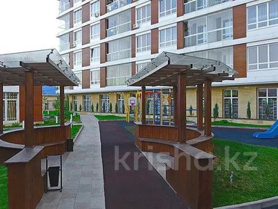3-комнатная квартира, 105.1 м², Кабанбай Батыра, 15 — Бегалина за ~ 56.2 млн 〒 в Алматы, Медеуский р-н