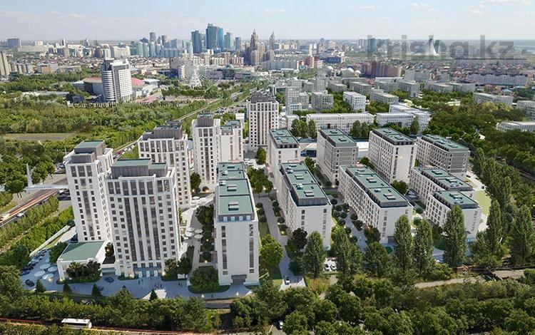 2-комнатная квартира, 90.9 м², Туран 5 за ~ 42.7 млн 〒 в Нур-Султане (Астана), Есиль р-н