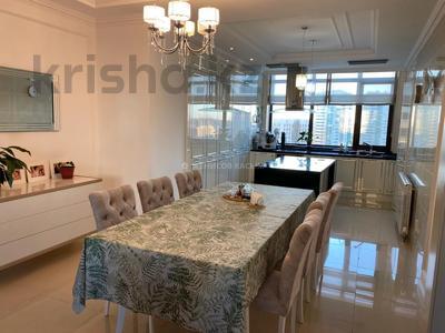 5-комнатная квартира, 188 м², 11 этаж, Кошкарбаева 2 за 111 млн 〒 в Нур-Султане (Астане), Алматы р-н