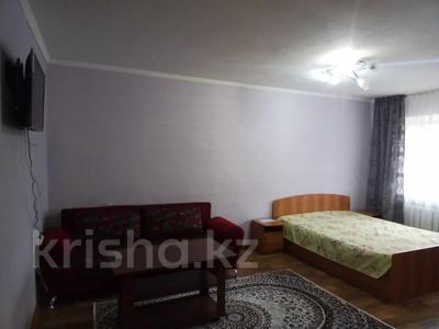 1-комнатная квартира, 30 м², 3/4 этаж посуточно, Чехова 100 за 5 000 〒 в Костанае