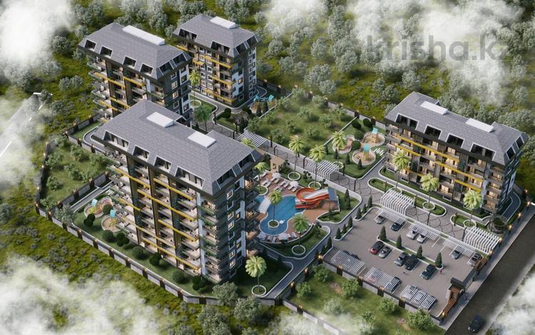 2-комнатная квартира, 53 м², 1/8 этаж, Авсаллар 9 за 22 млн 〒 в