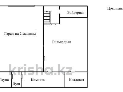 8-комнатный дом, 300 м², 12 сот., Шарипова 25 за 50 млн 〒 в Павлодаре — фото 17