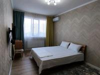 1-комнатная квартира, 46 м², 4/14 этаж посуточно, Сатпаева — Туркебаева за 12 000 〒 в Алматы