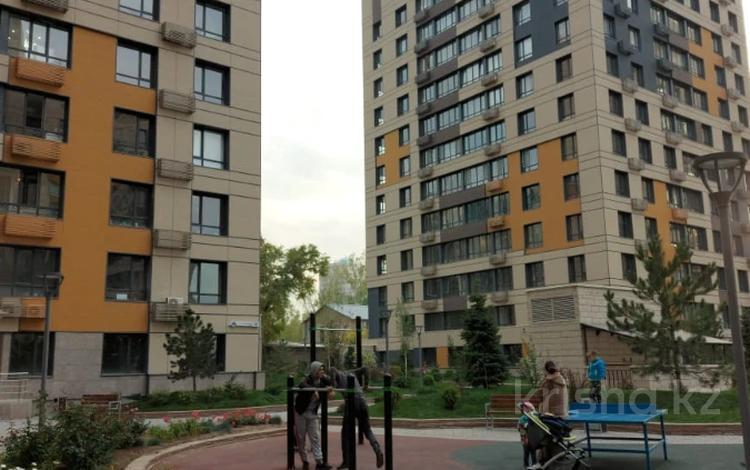 1-комнатная квартира, 38 м², 9/12 этаж, Тажибаевой за 22.8 млн 〒 в Алматы, Бостандыкский р-н