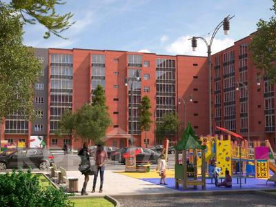 2-комнатная квартира, 70 м², мкр Батыс 2 49Д за ~ 10.4 млн 〒 в Актобе, мкр. Батыс-2