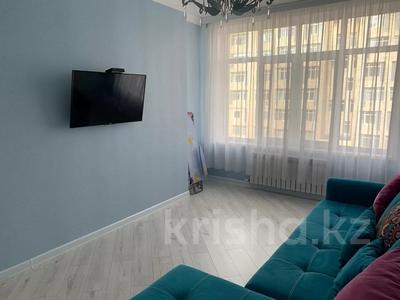 2-комнатная квартира, 56 м², 3/7 этаж помесячно, Туркестан 34/1 за 150 000 〒 в Нур-Султане (Астана), Есильский р-н