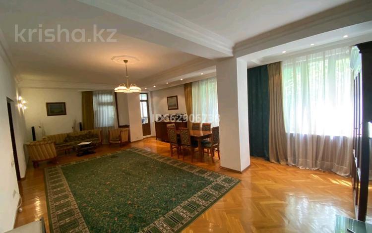 5-комнатная квартира, 228.8 м², 1/6 этаж, проспект Достык — Омарова за 120 млн 〒 в Алматы, Медеуский р-н