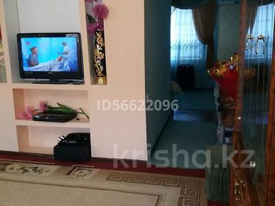 3-комнатная квартира, 90 м², 1/5 этаж посуточно, Самал 21 за 12 000 〒 в Талдыкоргане — фото 5