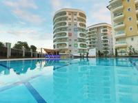 2-комнатная квартира, 51 м², 5 этаж, Alanya за ~ 27.3 млн 〒 в
