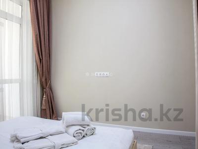 2-комнатная квартира, 65 м², 2/12 этаж посуточно, Тайманова 48 за 23 000 〒 в Атырау