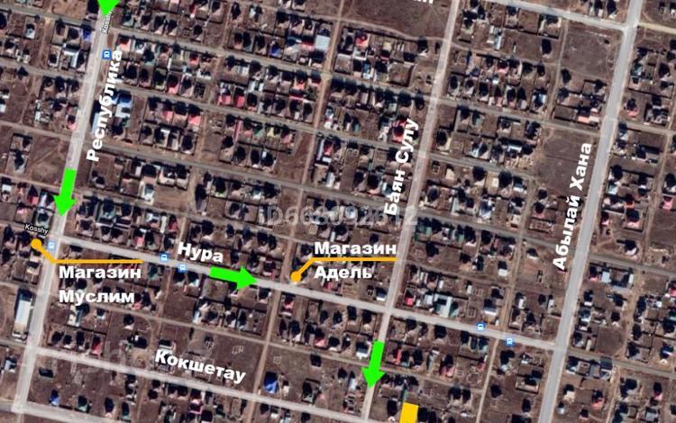 Участок 10 соток, Ул,Көкшетау — Баян сулу за 6.3 млн 〒 в Косшы