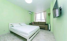 1-комнатная квартира, 49 м², 10/14 этаж посуточно, Кабанбай батыра 5/1 — Шоссе Коргалжын за 11 000 〒 в Нур-Султане (Астана), Есиль р-н