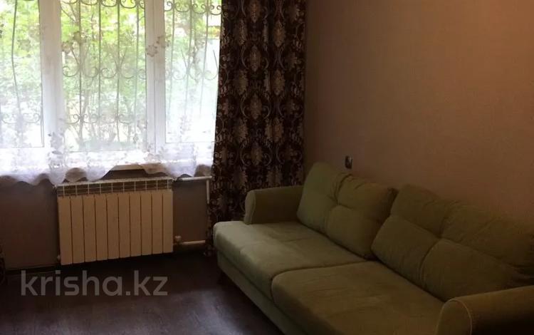 1-комнатная квартира, 31 м², 1/5 этаж посуточно, мкр Казахфильм 10 за 8 000 〒 в Алматы, Бостандыкский р-н