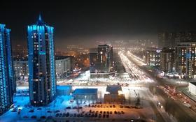 2-комнатная квартира, 67 м², 20/24 этаж, Тауелсиздик 34 — Момышулы за 23.5 млн 〒 в Нур-Султане (Астана), Алматы р-н