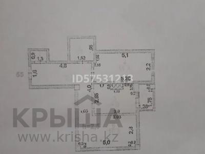 2-комнатная квартира, 50 м², 2/5 этаж, Каратауский р-н, мкр Кайтпас 2 за 18 млн 〒 в Шымкенте, Каратауский р-н